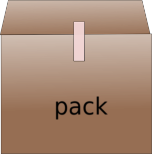 Pick the volume of packing services you will use