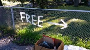 """Make a """"free"""" box"""