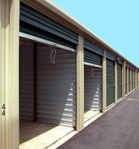 Inspect the overall look of the storage facilities Twin Cities before renting them.