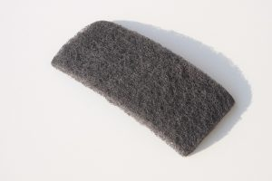 A sponge pad people use when thez store collectables & furniture