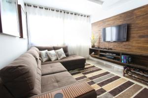 A huge sofa