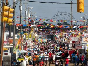 a state fair