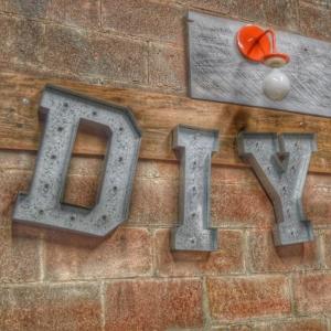 a diy sign