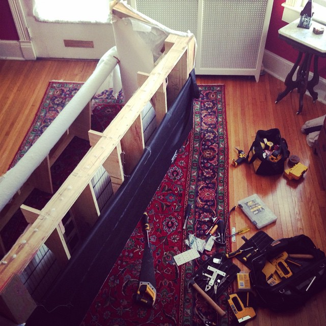 Disassembling furniture