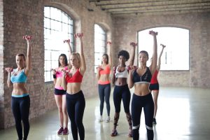 Choose between Kickboxing, Yoga, Pilates or Zumba, and stay in a good shape.