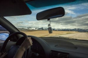 Going to Colorado by car