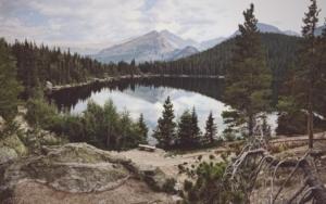 Beautiful nature in Colorado